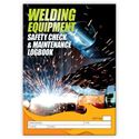 Picture of Welding Equipment Safety Check Logbook